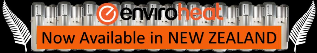 Enviroheat heat pumps New Zealand