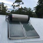 Planet home Sydney ENvirosun solar hot water installation