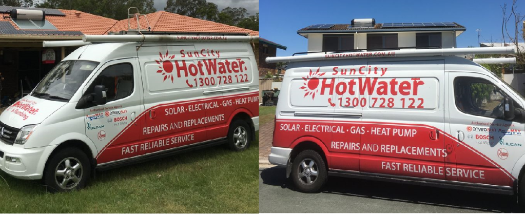 SunCity solar hot water heaters, rheem hot water systems Sydney