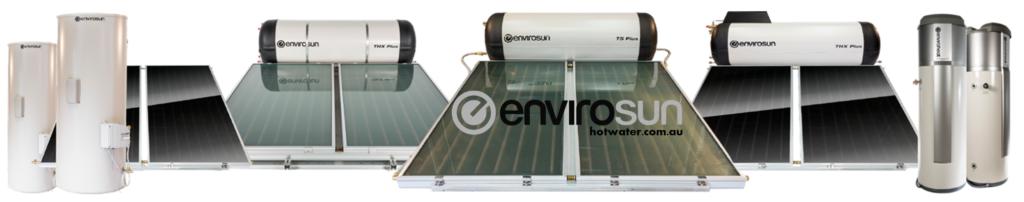 Sydney solar water heaters, Envirosun replace Solahart and rheem